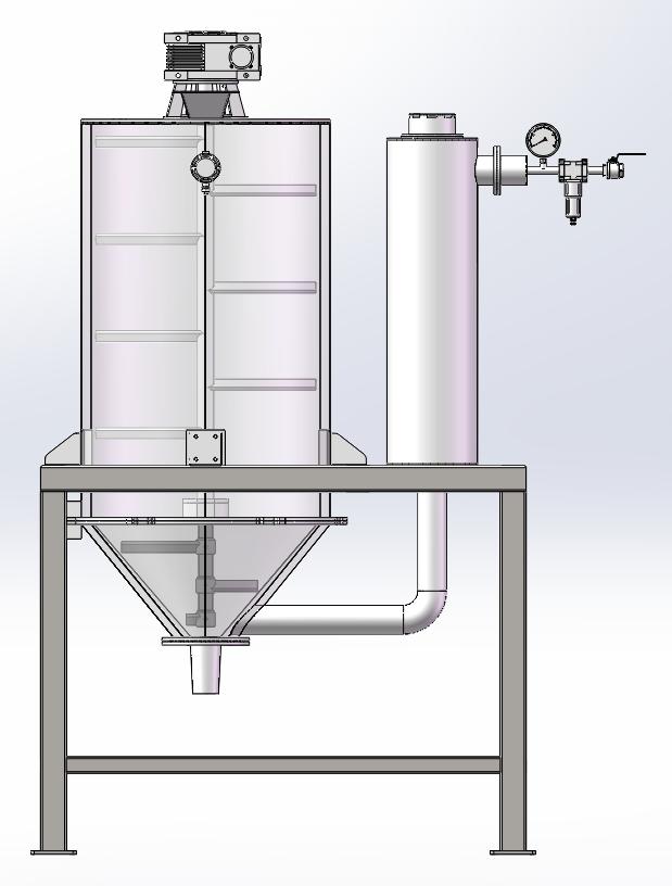 结晶干燥机