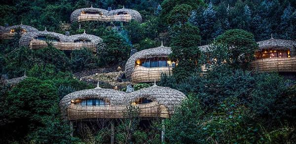 归田园居——卢旺达·Bisate度假小屋
