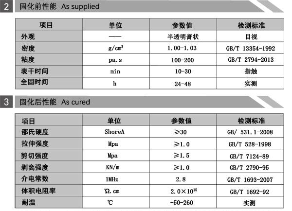 硅胶粘铝合金的胶水-988L