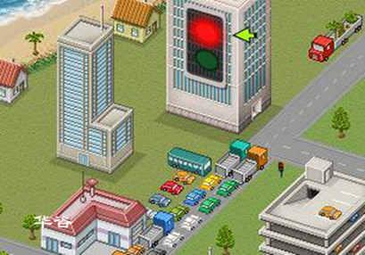交通仿真单位_路网模型构建城市道路信号灯配时_绿波带应用技术
