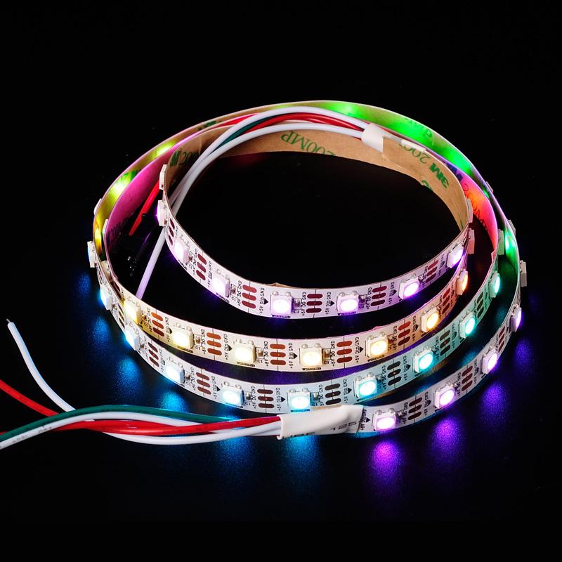 对比其他照明工具,LED灯带有哪些优势?