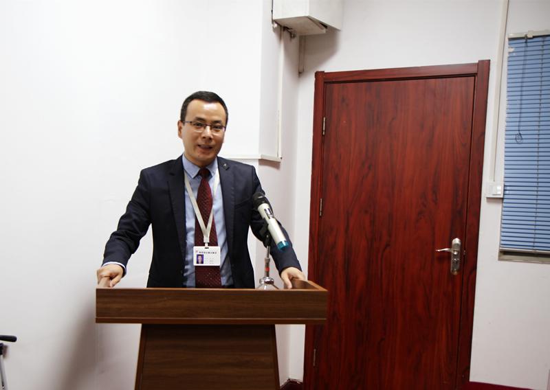 熱烈祝賀陝西网投十大信誉平台集團2019年度年終總結大會 暨激勵機製發布會的順利召開