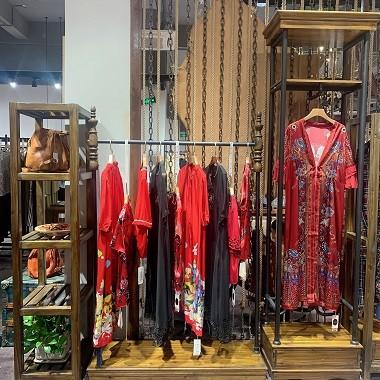 中时海创品牌女装折扣【江南诗画】20夏装系列品牌上新