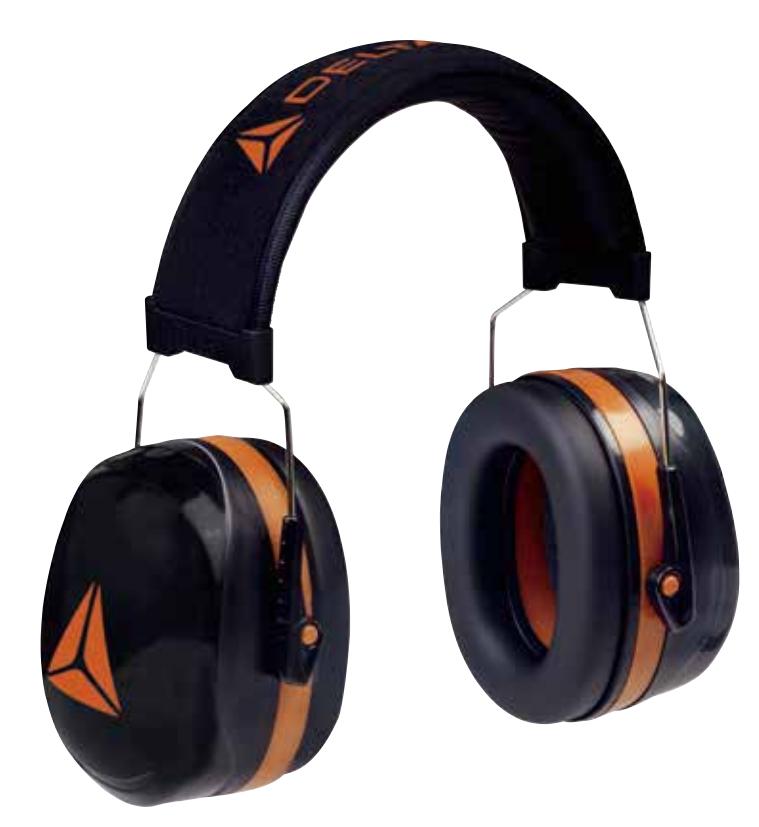 代尔塔防噪音耳罩
