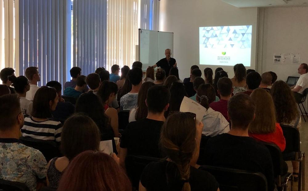 德国商业协会代表团访问德国弗莱建筑集团