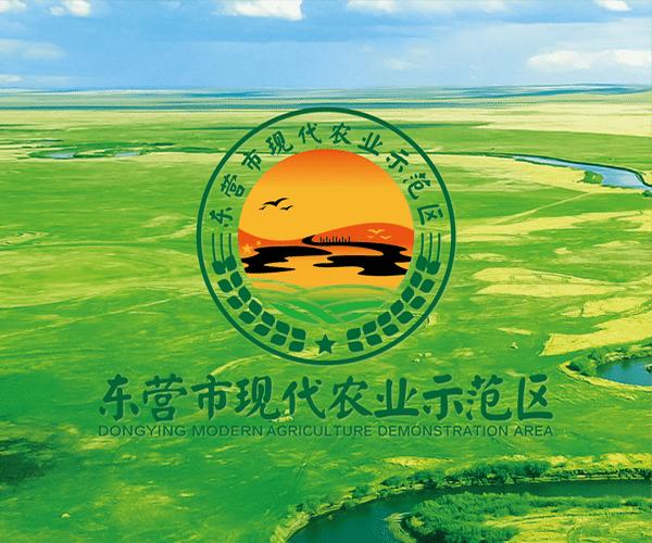 东营市现代农业示范区品牌设计|上玄唯象原创