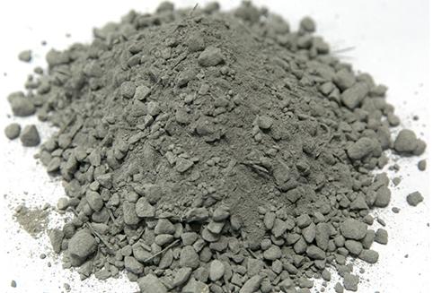 加水量对低水泥浇注料性能的影响
