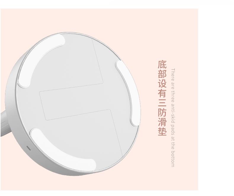 落地小风扇_可伸缩立式网红抖音同款N9电扇