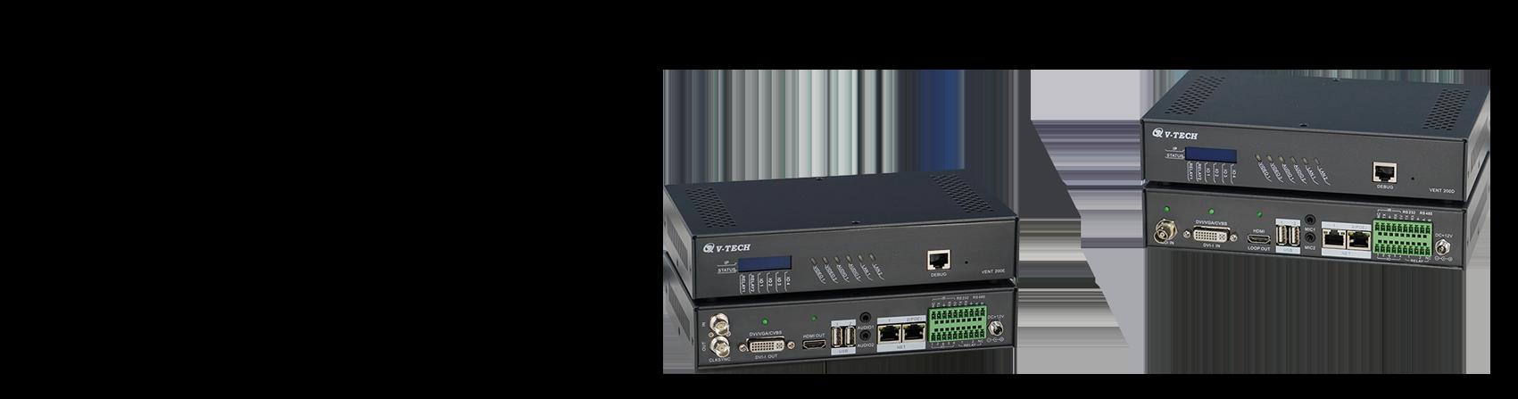 VNET 网络高清音视频综合管控系统