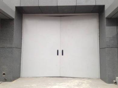 如何提高门扇自身隔声量?