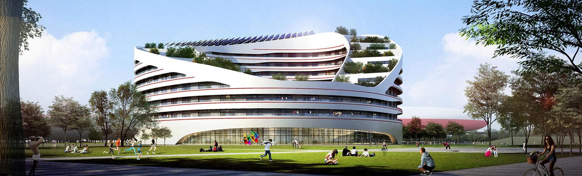 Jugend- und Sporthotel Taiyuan Shanxi