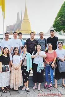 2019年泰国旅游合照