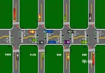 城市交通组织优化-信号灯配时-专业智能交通技术服务机构-华咨交通科技