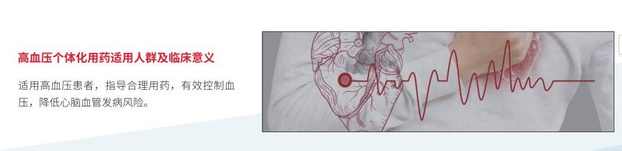 高血压个体化用药微测序解决方案