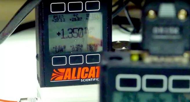 气体流量计和气体质量流量控制器在气体混合和稀释中的应用