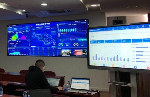科技防疫 | 智慧水务平台发挥作用,协助客户快速接入远程会议系统,安全生产复工