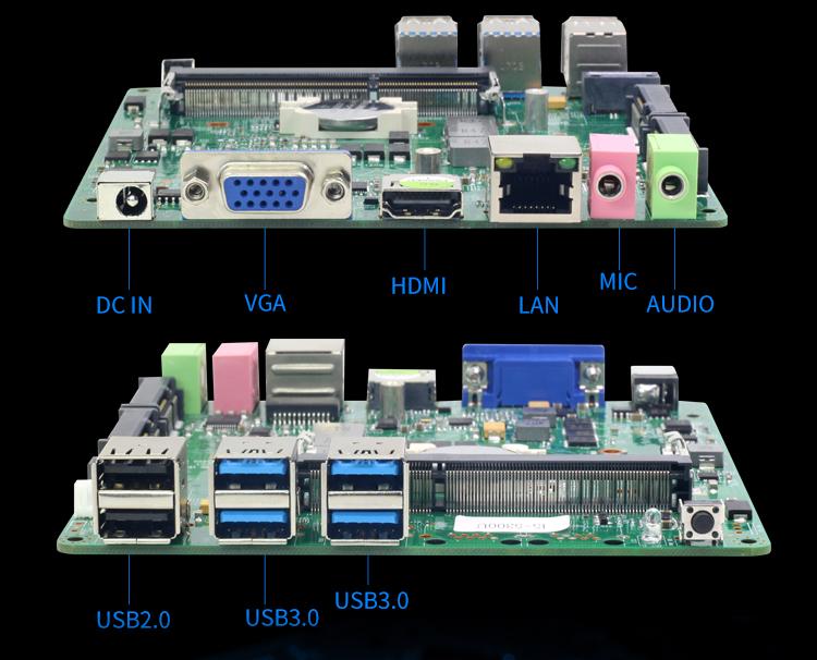 X31-5005U主板