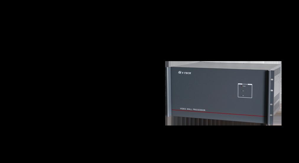 VMS2000  两窗图像拼接控制器