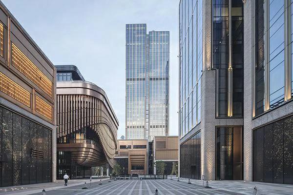 上海外滩金融中心