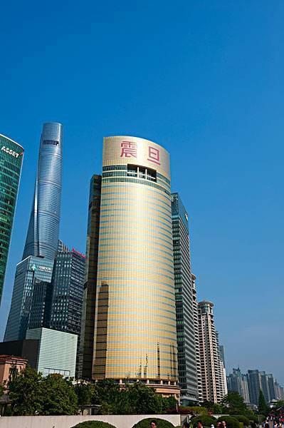 上海震旦大楼