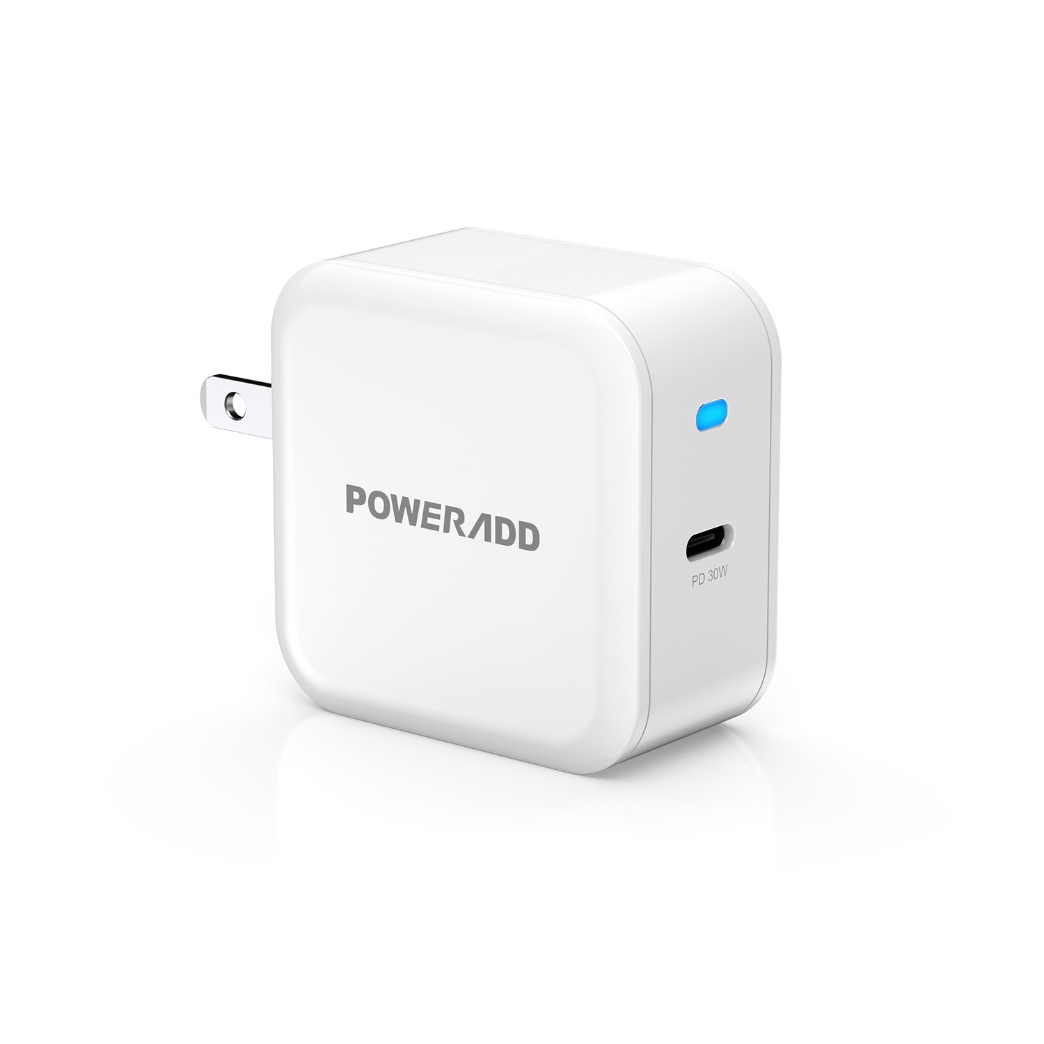 Usb C Fast Charger Poweradd 30w Power Adapter Pd Wall Charger