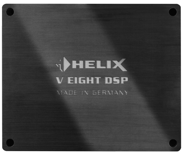 抢占C位!德国HELIX V EIGHT DSP MK2功放,享受一场豪华盛大的人生旅行