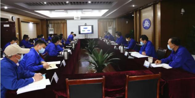 中國船舶中國應急召開2020年一季度經濟運行分析會
