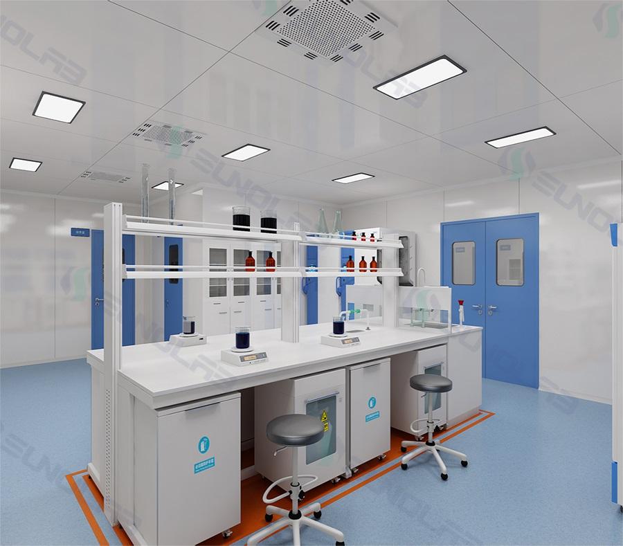 深圳海关技术中心DNA实验室