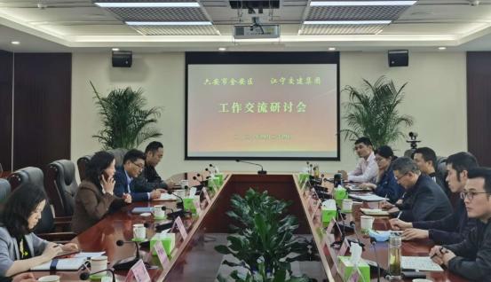 金安区平台公司赴江苏考察学习