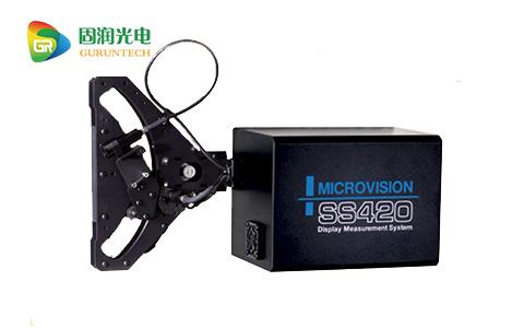 Microvision:专注显示器行业的需求,满足ISO 9241-303, ISO 9241 parts 3&8, VESA 2.0, ISO 13406-2标准