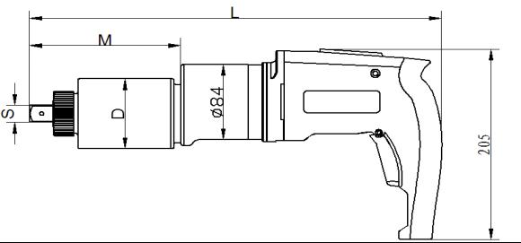 EW-S数显直柄电动系列