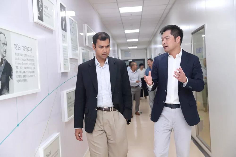 赛默飞全球领导层到访泛生子,共同拓展基因测序平台应用发展