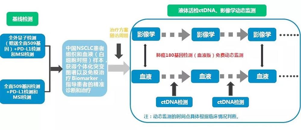 中国人群NSCLC患者免疫治疗一体化研究项目启动