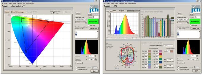 光谱辐射计 JETI-1511