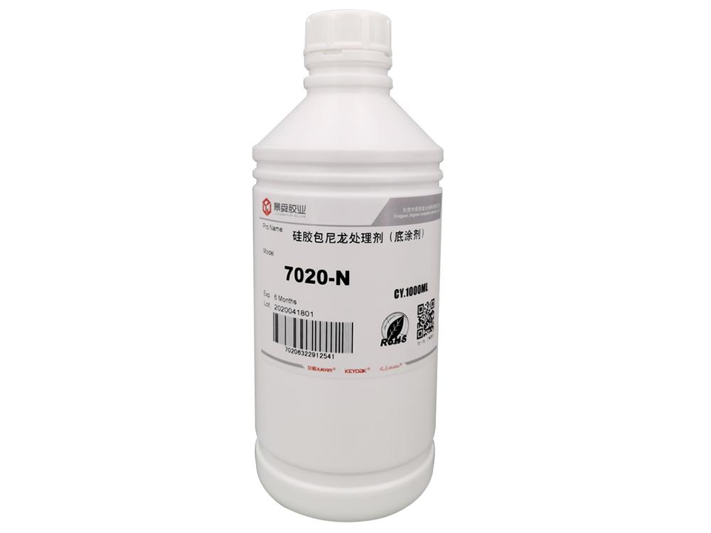 硅胶包尼龙热硫化胶水