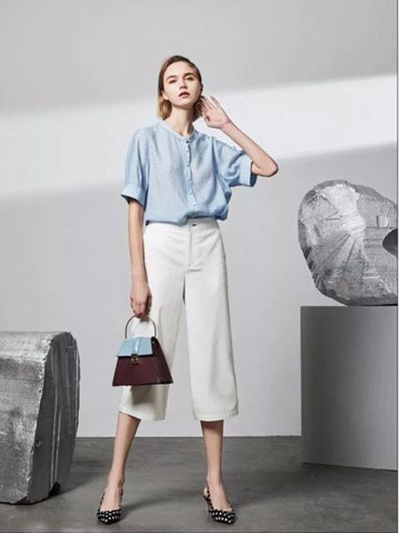 阿莱贝琳品牌折扣女装店2020上新【迪卡轩】系列