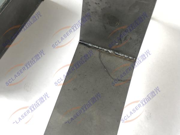激光焊接机焊接样品图