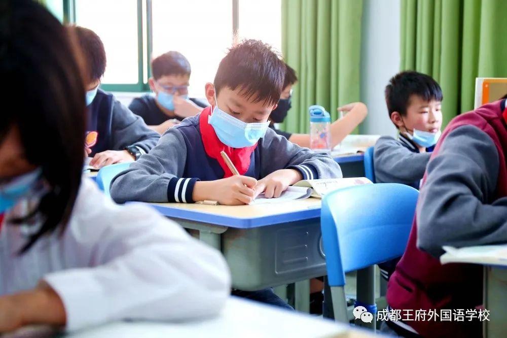 繁花似锦 等你归来|成都王府有序开展一至四年级学生返校准备工作