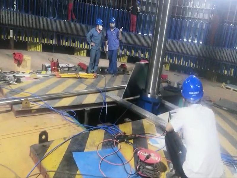 拜尔(Baier)螺栓拉伸器助力白鹤滩水电站设备安装