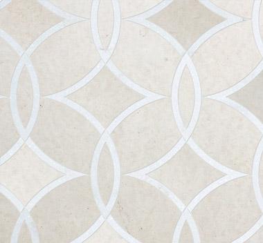 白色瓷花花砖3d贴图