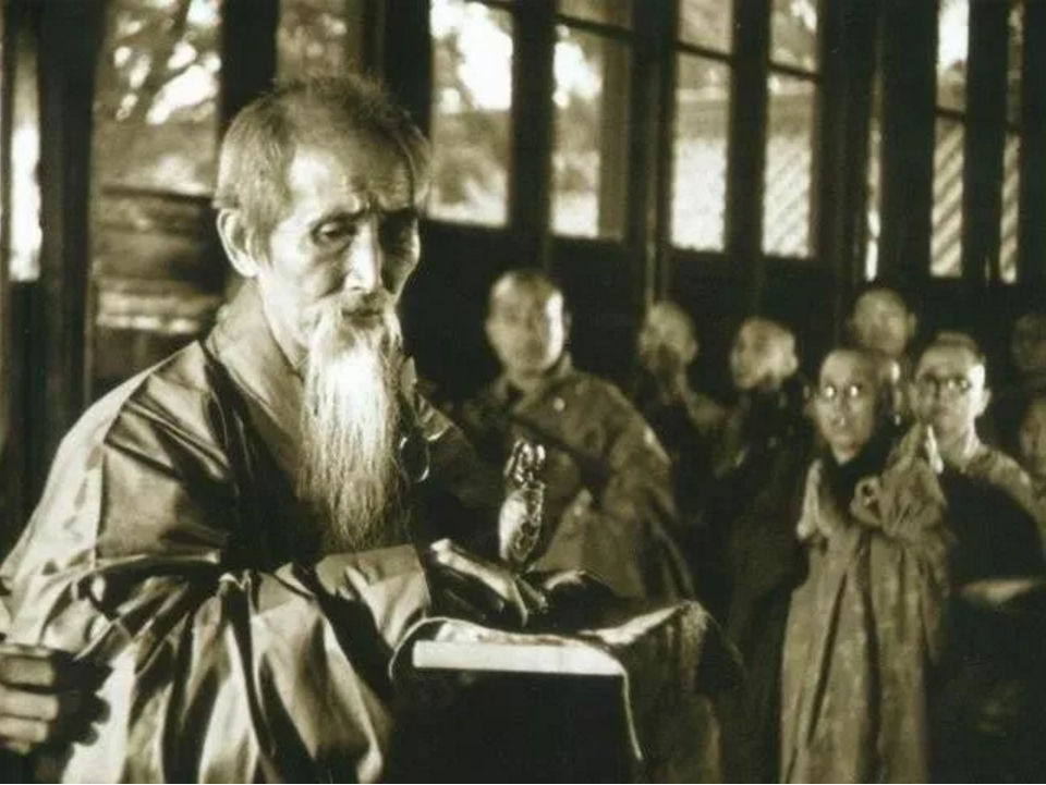 毁寺逐僧的李根源如何在一夜之间回心佛道?