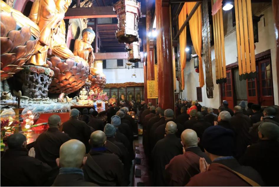 云居山真如禅寺全体僧众及在家弟子为抗击疫情捐款