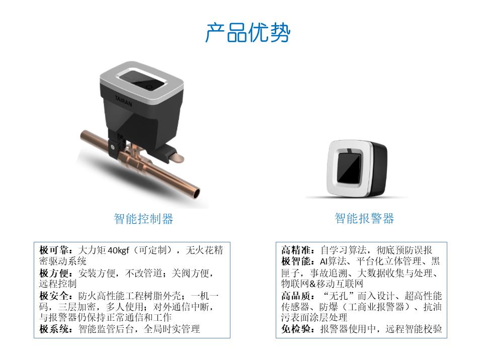 燃气安全智能管理系统---产品介绍