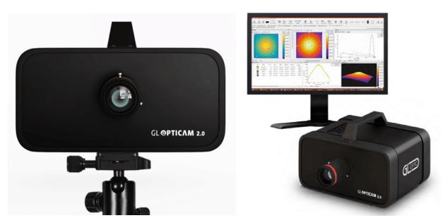 成像亮度计 Opticam 2.0
