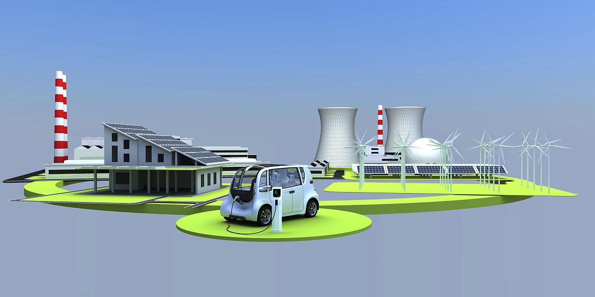 汽车新能源