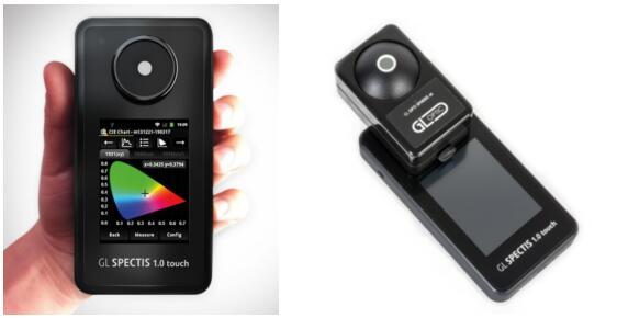 手持式光谱辐射计1.0 Touch