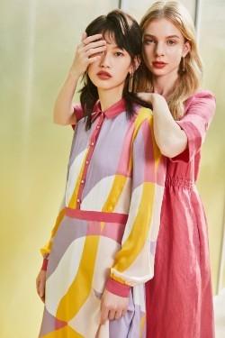 中时海创品牌女装折扣【普洛利文】20夏装系列品牌上新