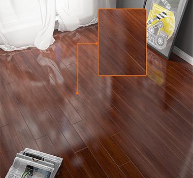 瓦力实木地板(Gamma2.2)