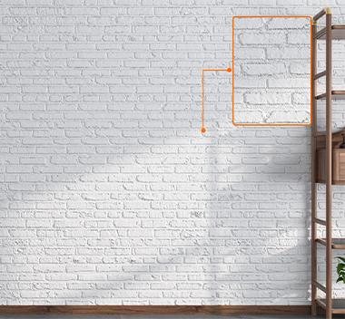 瓦力白砖墙(Gamma2.2)