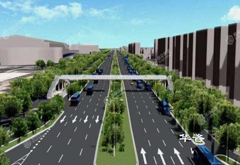 华咨交通科技公司仿真团队城市交通优化交通仿真模型现状数据收集